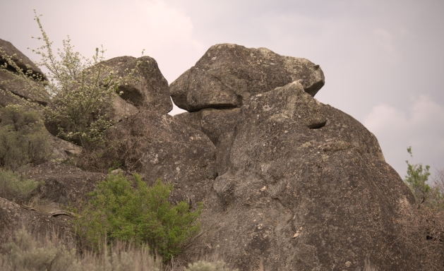 Boulders at BoulderCrest Ranch